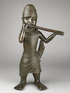 Benin Figure. Edo Peoples - Benin, Nigeria.