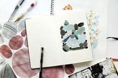 Sketchbook_01 on Behance