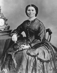 Clara Barton was an American humanitarian and a nurse, accredited with the formation of American Red Cross.