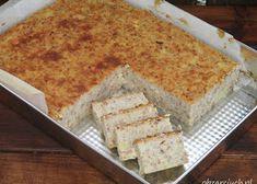 Ruskie kotlety - Obżarciuch Cornbread, Ethnic Recipes, Food, Millet Bread, Essen, Corn Bread, Yemek, Eten, Meals