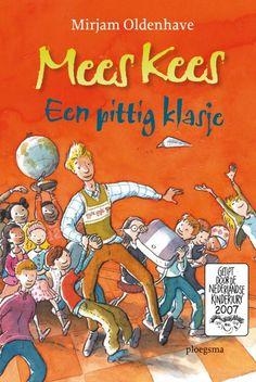 Mees Kees: een pittig klasje   Erg humoristisch verhaal met leuke en kleurrijke illustraties over een diverse klas die een meester krijgen in plaats van de verwachte juf.