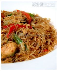 ... Noodle on Pinterest | Fried Rice Noodles, Noodles and Rice Noodles
