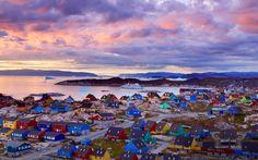 Ilulissat Disko Bay, Greenland