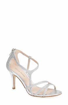 301bb4cfeaf2 Pelle Moda  Ruby  Strappy Sandal (Women) Metallic Sandals