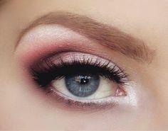 8 maquillages pour les yeux bleus vus sur Pinterest   Coup de Pouce
