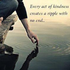 Kindness Begets Kindness Even on Social Media   KindSpring.org