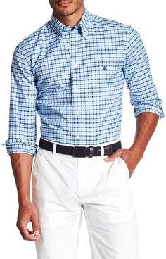 Mens Designer Shirts, Dress Tutorials, Brooks Brothers, Gingham, Shirt Style, Shirt Designs, Girls Dresses, Street Style, Slim