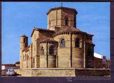 PROMISTA - IGLESIA ROMANICA DE SAN MARTIN SIGLO XI - PALENCIA (Postales - España - La Rioja Moderna (desde 1.940))