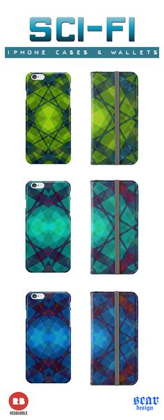Sci-Fi Style  iPhone Cases