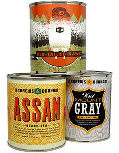 Wilderness-Pack // Tiger Assam, Mount Gray, Red-Tailed Hawk teas
