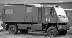 Bucher (Mowag) Duro 4x4 (Command Unit) http://en.wikipedia.org/wiki/Mowag_Duro