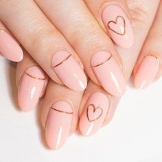 """My Pink & Rose Gold Wire Work Nail Art x Ipsy 