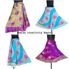 Skirts #SilkSkirt #WomenSkirt #wrapskirt #wraparoundskirt #midiskirt #handmadeskirt #indianskirt #printedskirt #girlsskirt #SilkSkirtLot #IndianSilkSkirts #BohoSkirts #womenskirts #HippieSkirts #SummerSkirts #MaxiSkirts #MultiColour #BeautifulDesign #WholesaleLot #ClothingSkirts #FloralSkirt #MandalaSkirt #DesignerSkirt #EthnicSkirt #BeachCoverUpSkirt #Newdesignskirt #reversibleskirts #Partywearskirt #casualskirt #Silkfabricskirts #VintageSilkSkirt #BohemianWomen #DoubleLayer #LongSkirt Hippie Skirts, Bohemian Skirt, Boho Skirts, Wrap Skirts, Maxi Skirts, Gypsy Skirt, Hippie Boho, Beach Cover Up Skirt, Long Silk Skirt