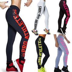 Cheap high waist jeggings, Buy Quality skull leggings directly from China workout leggings Suppliers: New Workout Leggings Print Letters Skull Legging Fitness Summer Winter High Waist Jegging Female Pants Sportswear Women Women's Sports Leggings, Legging Sport, Sport Tights, Sports Trousers, Gym Leggings, Sport Pants, Printed Leggings, Leggings Fashion, Workout Leggings