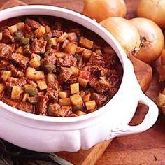 Hungarian Goulash Soup Recipe