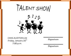 13+ Talent Show Certificate Templates | Free Printable Word & PDF Graduation Certificate Template, Certificate Format, Certificate Templates, Templates Printable Free, Word Templates, Preschool Graduation, Award Certificates, Monthly Photos, Talent Show