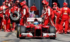 Fernando Alonso finished fifth at the Formula One Hungarian Grand Prix.   Angry Ferrari F1 boss Montezemolo puts Fernando Alonso in his place.    Rift between Alonso and Ferrari may be widening http://www.autoweek.com/article/20130729/f1/130729810