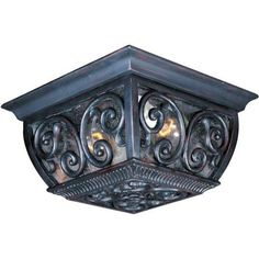 Newbury VX-Outdoor Flush Mount