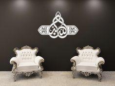 wallstickers #islamicart #stickersislam Stickers islam chahada ...
