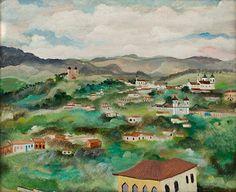 Mariana - Minas Gerais, 1949 - Alberto da Veiga Guignard