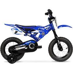 "Yamaha Moto 12"" Child's BMX Bike  Jocelyn , check this out for Zane. it is a small kids bike, at Walmart. com"
