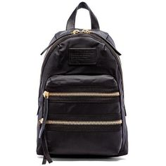 Marc by Marc Jacobs Domo Arigato Mini Packrat Backpack found on Polyvore #Shoppolyvore for lollapalooza