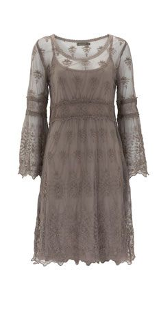 I would wear this lovely Type 2 dress