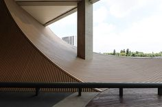 tadao ando's poly grand theater in shanghai