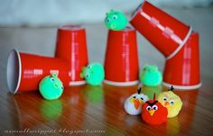 Angry Birds Craft