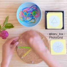 Arts And Crafts For Kids Toddlers, Childcare Activities, Diy Crafts For Kids Easy, Creative Activities For Kids, Preschool Learning Activities, Indoor Activities For Kids, Infant Activities, Insect Crafts, Ideas