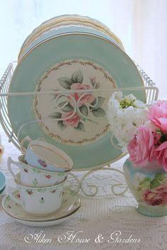 Aiken House & Gardens: For the Love of Vintage