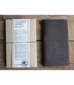 Traveler's Notebook - Brown from RESOR