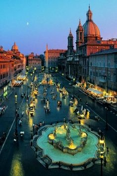 Will be there in less than 36 hours!!!! Piazza Navona, Rome, Italy
