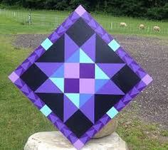Fulton Montgomery Quilt Barn Trail More. Barn Quilt Designs, Barn Quilt Patterns, Quilting Designs, Quilting Projects, Star Quilt Blocks, Star Quilts, Scrappy Quilts, Amish Barns, Country Barns
