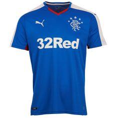 3d9d5ef3473 The Football Nation Ltd - Rangers Home Shirt 2015-16
