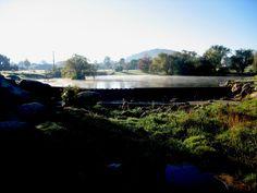 Quart Pot Creek on an Autumn morning