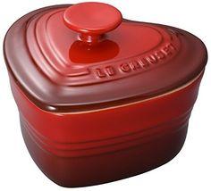 Le Creuset Stoneware Heart Ramekin with Cover, Red, http://www.amazon.com/dp/B00008Y1C4/ref=cm_sw_r_pi_awdm_F0nRwb0J7MMD7