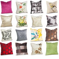 Add a pop of color to your space with a new accent pillow! Tag someone who would love one of our designer pillows.  #afwonline #pillows #pillow #designer #homedecor #americanlifestylefurniture #americanfurniturewarehouse #interiordesign