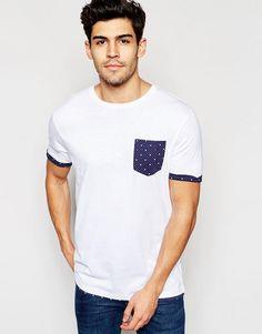 Image 1 ofBrave Soul Star Pocket T-Shirt