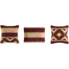 Croscill Navajo Decorative Pillows  #homedecor #pillows