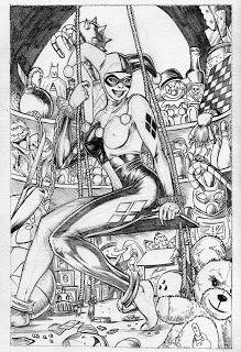 Gleidson Araujo: Harley Quinn