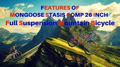 mongoose mountain bike Features||Full Suspension Mountain bike||Mongoose... Hardtail Mountain Bike, Mountain Bicycle, Mountain Biking, Mongoose Mountain Bike, Full Suspension Mountain Bike, Men, Mountain Bike Full Suspension, Guys