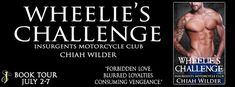 Rising Indies United: Book Tour & Giveaway: Whellie's Challenge: Insurge...