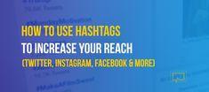 How To Effectively Use Hashtags To Grow Your Business On Instagram?  #SocialMedia #Management #Tools #Keyword #DigitalMarketing #ContentMarketing #Internet #InternetMarketing #SEO #SMM #SEOtips #GrowthHacking #Makeyourownlane #OnlineMarketing #EmailMarketing #socialmediamarketing #smallbusiness Email Marketing, Content Marketing, Internet Marketing, Social Media Marketing, Digital Marketing, How To Use Hashtags, Twitter Followers, Competitor Analysis, Seo Tips