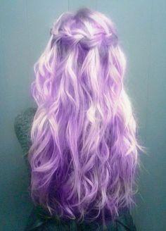 I want pastel hair sooooo badly.