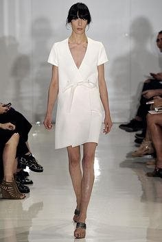 Ralph Rucci Spring 2015 Ready-to-Wear - Collection - Gallery - Look 1 - Style.com