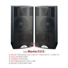 Bảo Châu audio bán Loa Martin F215 nhập khẩu chính hãng với giá tốt nhất thị trường. Loa Martin F215 sử dụng cho âm thanh sân khấu, hội trường.