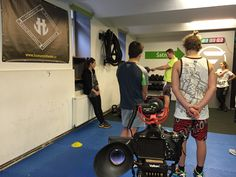 Filming training #humanoidwake movie in #Freshgym with #canon_600d