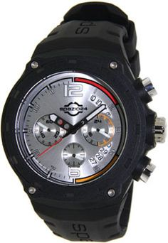 RELOJ SPAZIO 24 B531 Crono Gel Plata y Negro L4053-C05AN. http://www.tutunca.es/reloj-spazio24-b531-crono-gel-plata-y-negro