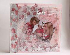 Acryllic mini-album - Scrapbook.com